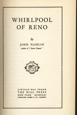 Hamlin-WhirlpoolofReno(1931)